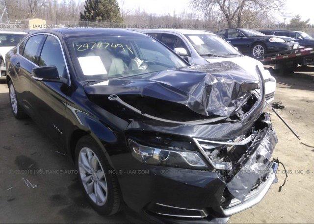 Inventory #675425295 2016 Chevrolet IMPALA