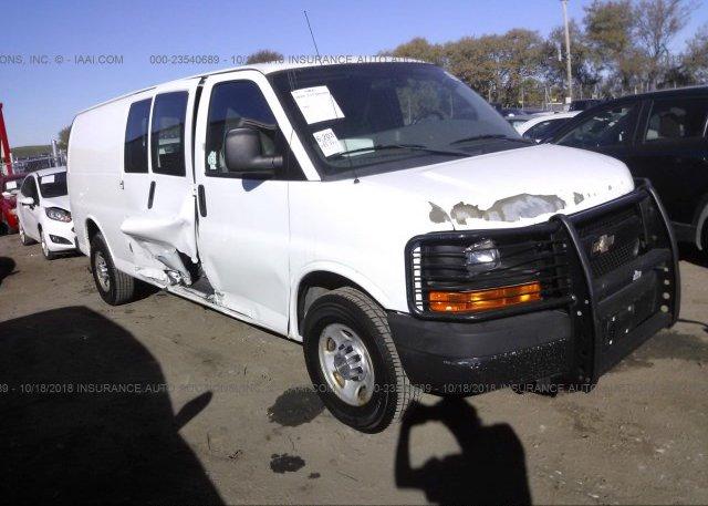 Inventory #949691482 2010 Chevrolet EXPRESS G2500