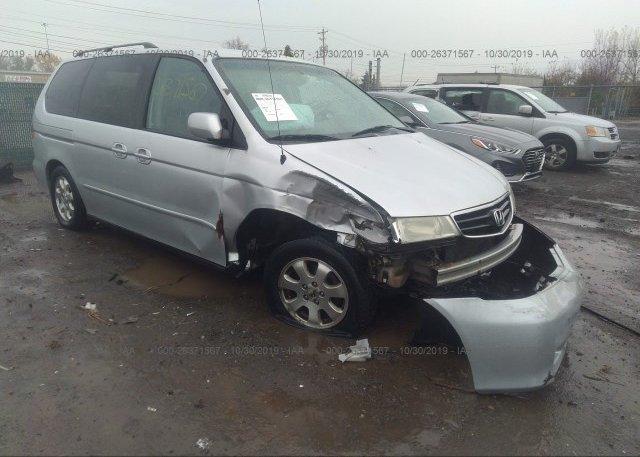 Inventory #808601330 2002 Honda ODYSSEY