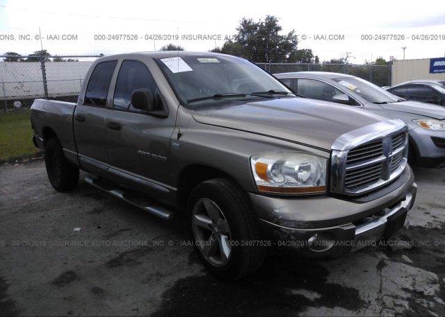 Inventory #266784289 2006 Dodge RAM 1500