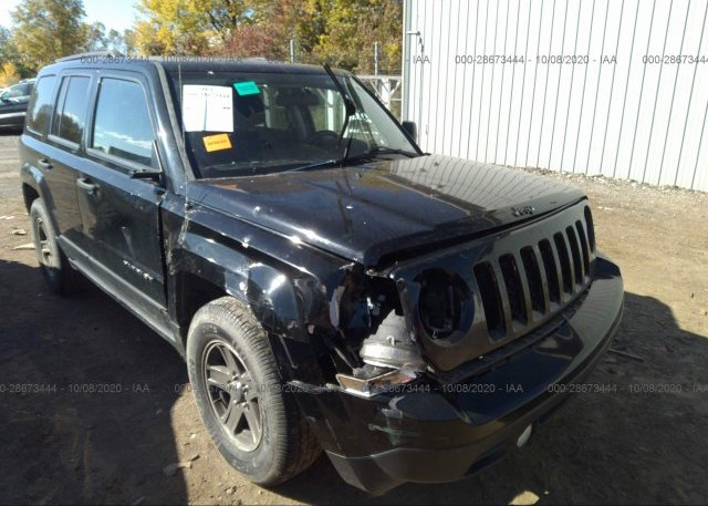 1C4NJPBA3DD122142 2013 JEEP PATRIOT