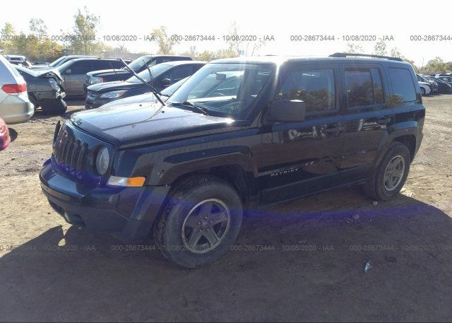 из сша 2013 JEEP PATRIOT 1C4NJPBA3DD122142