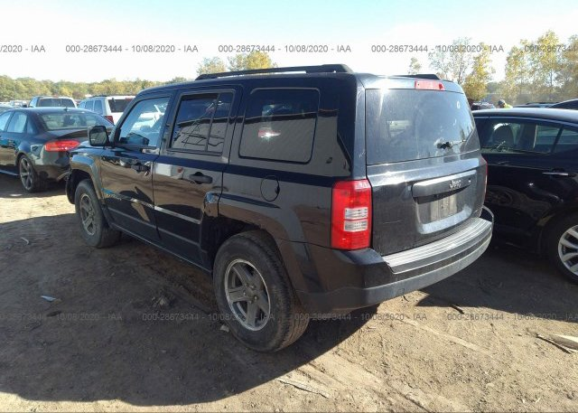 купить 2013 JEEP PATRIOT 1C4NJPBA3DD122142