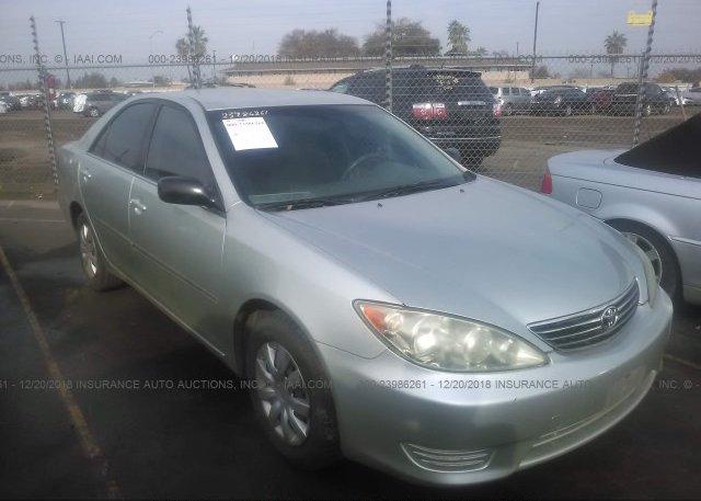 Inventory #743439666 2006 Toyota CAMRY