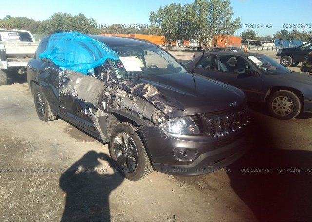 Inventory #495786109 2017 JEEP COMPASS