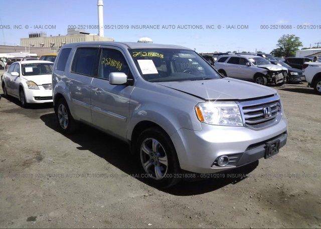 Inventory #249492798 2014 Honda PILOT