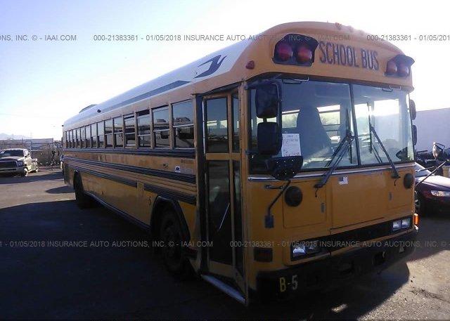 Inventory #848271216 2001 BLUE BIRD SCHOOL BUS / TRAN