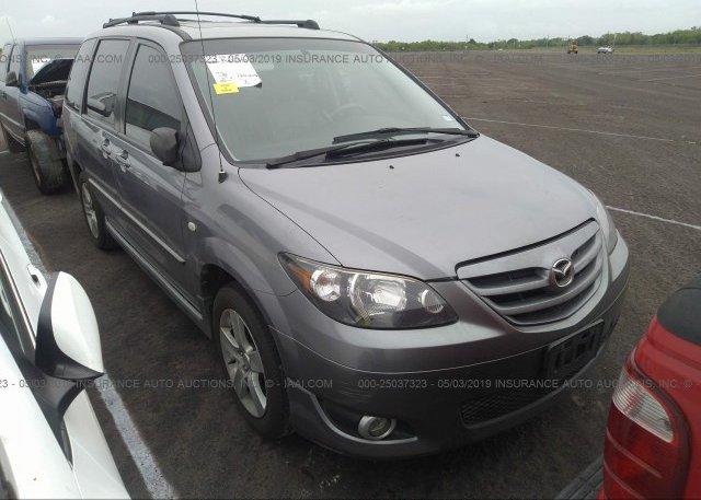 Inventory #525004558 2005 Mazda MPV