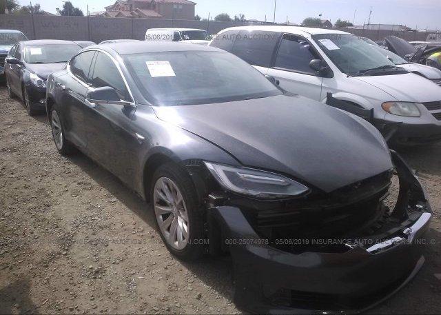 Inventory #734884291 2016 Tesla MODEL S