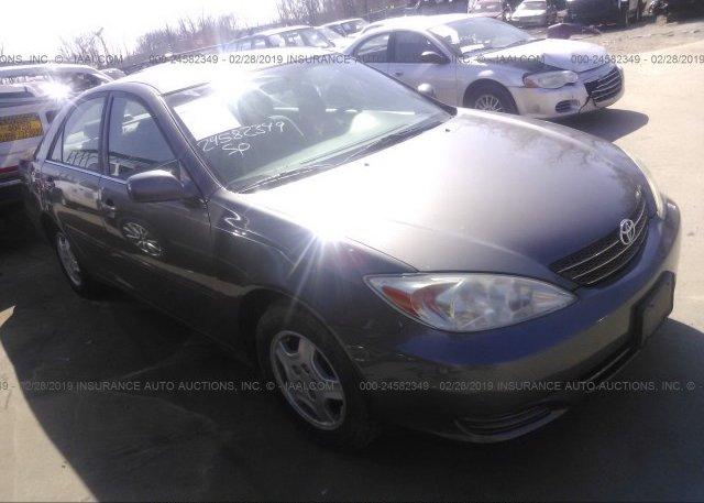 Inventory #830185276 2003 Toyota CAMRY