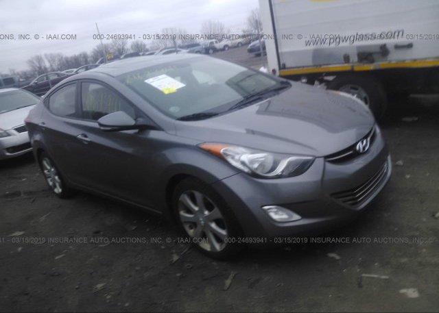 Inventory #579278298 2013 Hyundai ELANTRA