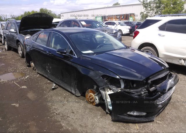 Inventory #233144277 2017 FORD FUSION