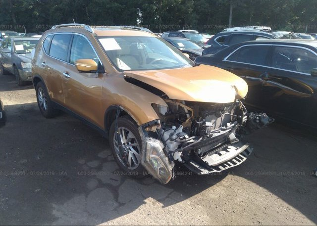 Inventory #493600680 2014 Nissan ROGUE