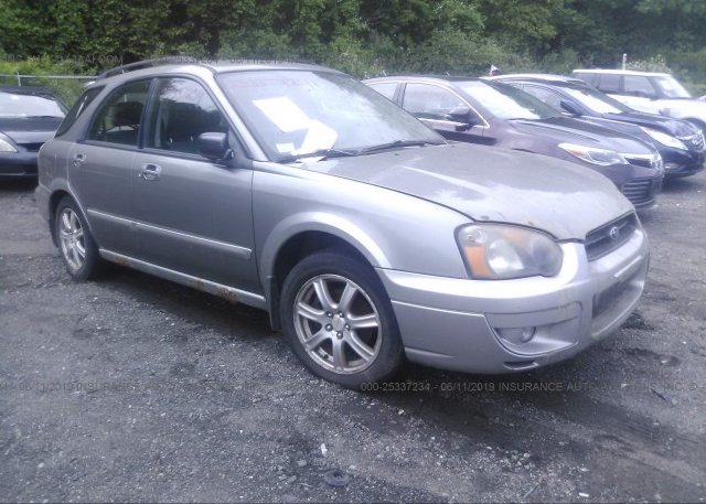 Inventory #572478224 2005 Subaru IMPREZA