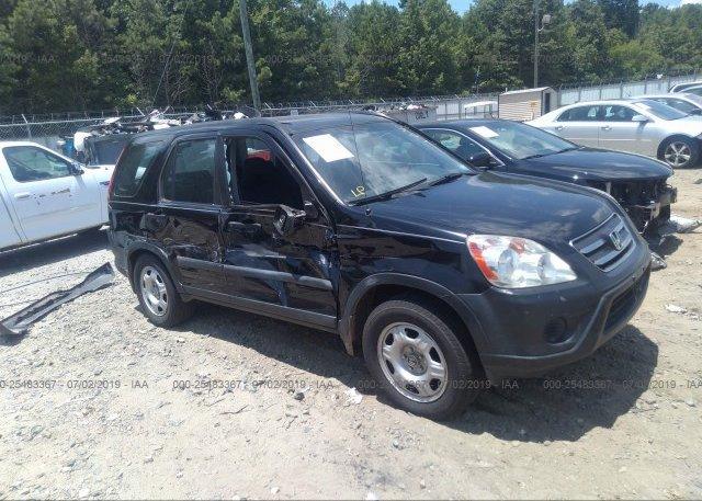 Inventory #459838342 2006 Honda CR-V