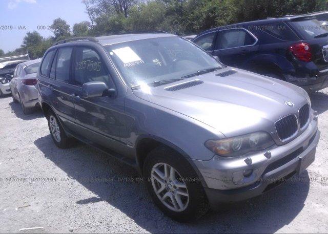 Inventory #490540751 2006 BMW X5