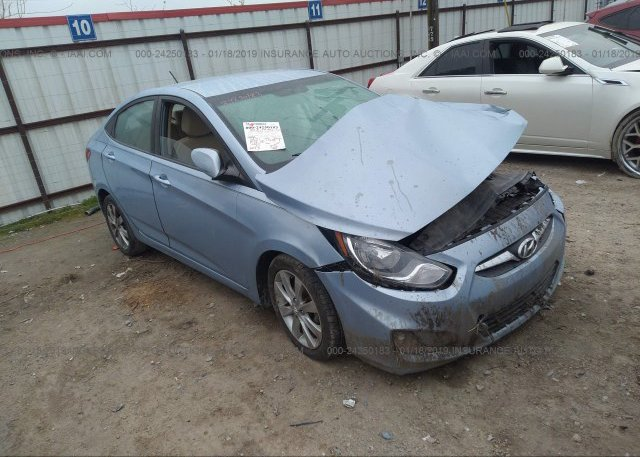 Inventory #495661577 2012 HYUNDAI ACCENT