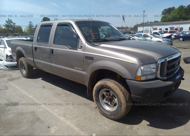 Inventory #855754155 2004 FORD F250