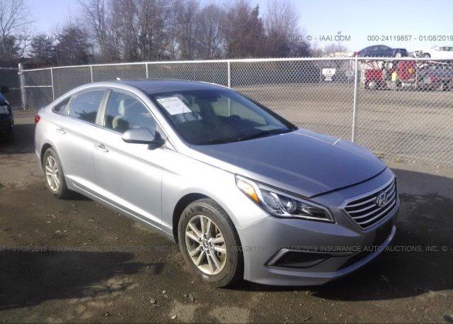 Inventory #444585539 2017 Hyundai SONATA