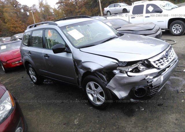 Inventory #294107224 2011 Subaru FORESTER