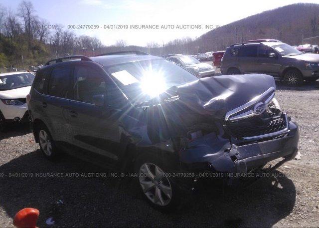 Inventory #368233009 2014 Subaru FORESTER