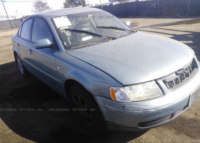 Inventory #927924642 1999 Volkswagen PASSAT