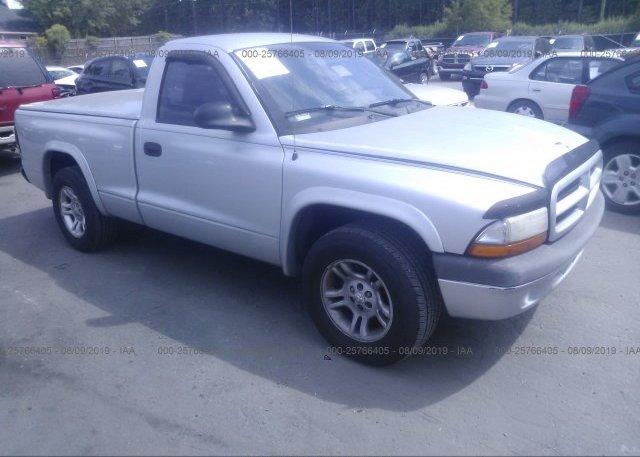 Inventory #202747618 2003 Dodge DAKOTA