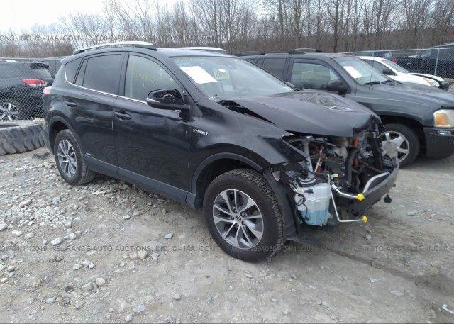 Inventory #387478914 2017 Toyota RAV4 HV