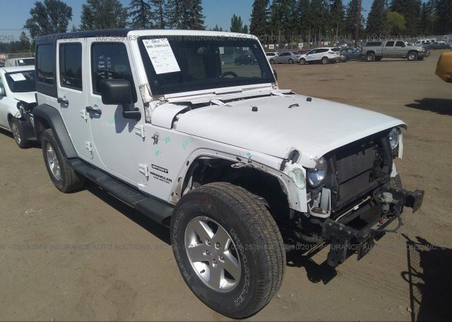 Inventory #752031521 2013 JEEP WRANGLER UNLIMITED