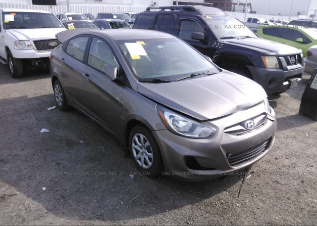 Inventory #366636202 2013 Hyundai ACCENT