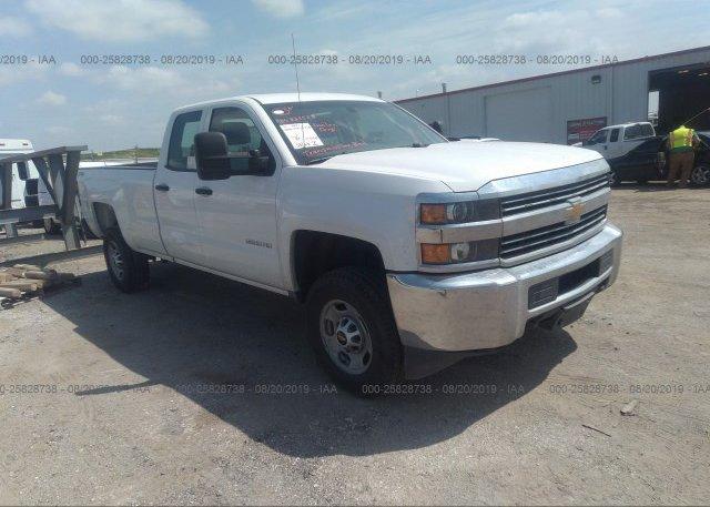 Inventory #240073788 2015 Chevrolet SILVERADO