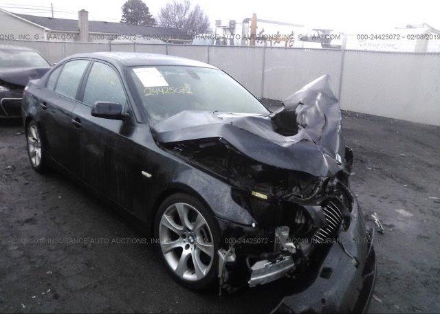 Inventory #748307983 2006 BMW 550
