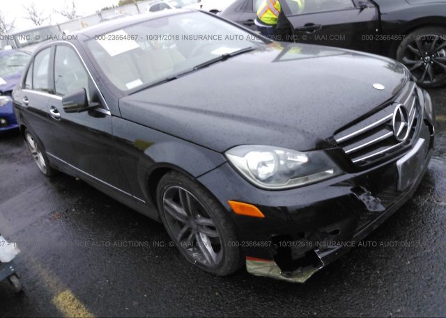 Inventory #505557357 2014 Mercedes-benz C