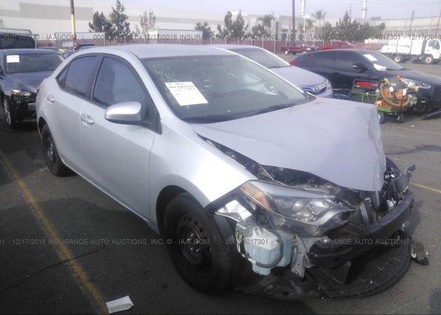 Inventory #723748631 2015 Toyota COROLLA