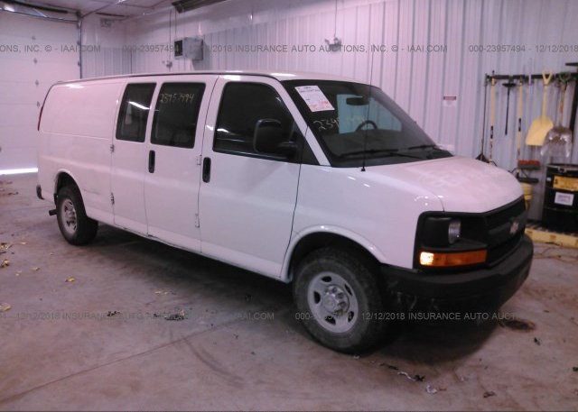 Inventory #590463575 2012 Chevrolet EXPRESS G2500