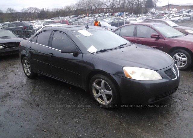 Inventory #244642072 2008 Pontiac G6