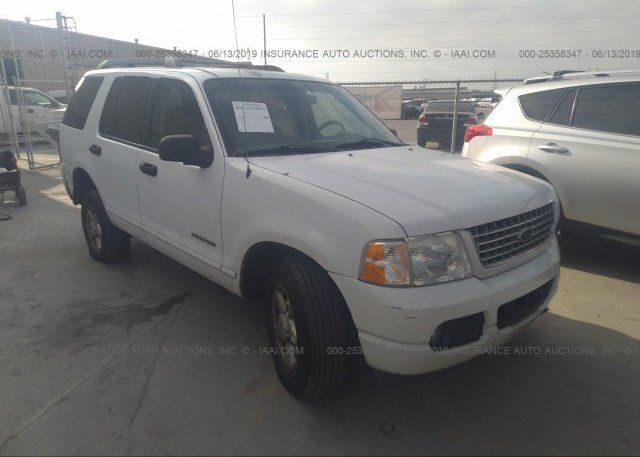 Inventory #518851470 2005 FORD EXPLORER