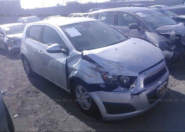 Inventory #756087060 2012 Chevrolet SONIC