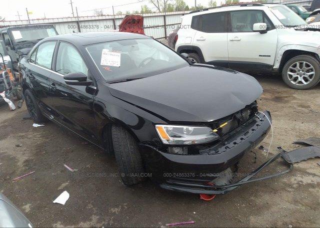 Inventory #953030689 2015 Volkswagen JETTA