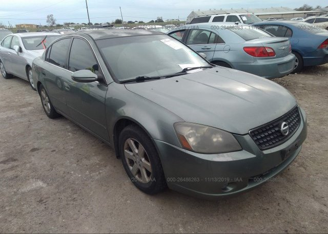 Inventory #467545182 2005 Nissan ALTIMA