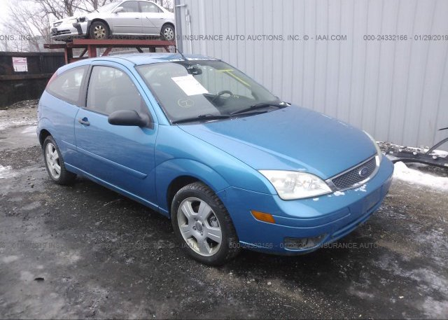 Inventory #657081113 2007 FORD FOCUS