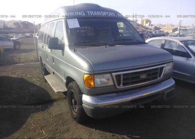 Inventory #218454312 2006 FORD ECONOLINE