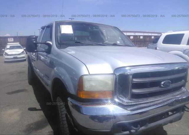 Inventory #763520100 2000 FORD F350