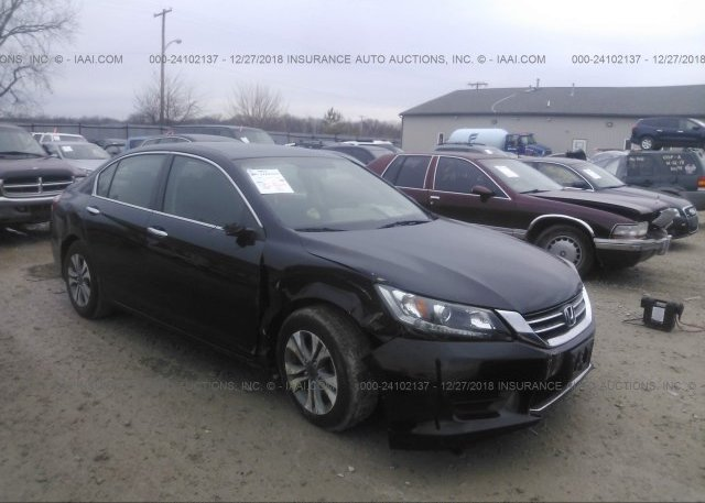 Inventory #987998526 2014 HONDA ACCORD