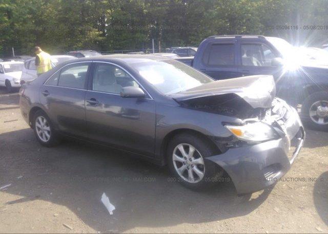 Inventory #446508788 2011 Toyota CAMRY