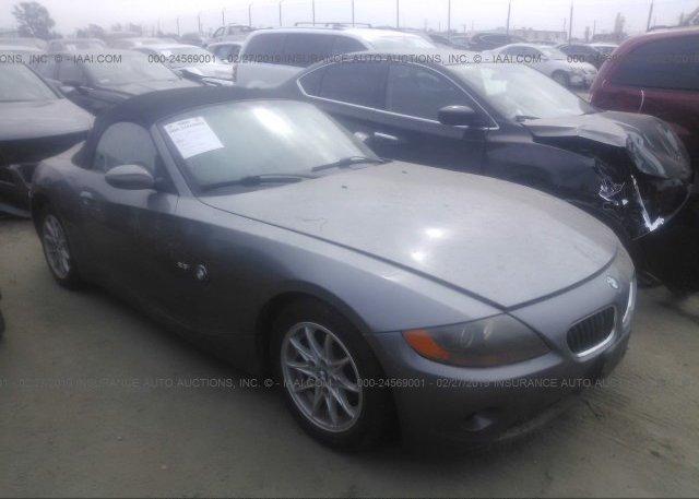 Inventory #156936285 2004 BMW Z4