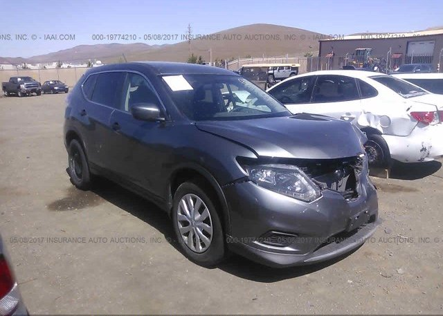 Bidding Ended On 5n1at2mm4gc796051 Salvage Nissan Rogue At