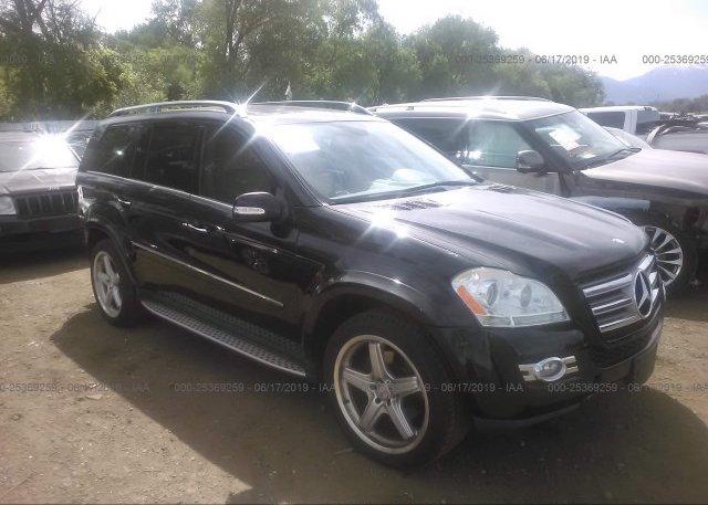 Inventory #271913184 2008 Mercedes-benz GL