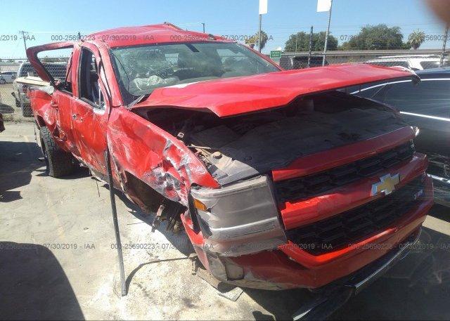 Inventory #433598142 2017 Chevrolet SILVERADO