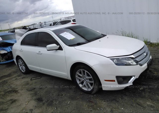 Inventory #913267127 2012 FORD FUSION